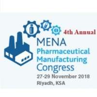4th Annual MENA Pharmaceutical Manufacturing Congress