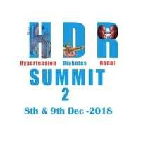 Hypertension, Diabetes & Renal Disease (HDR) Summit 2018