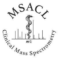 Mass Spectrometry: Applications to the Clinical Lab (MSACL) 2023