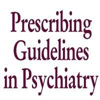 The Maudsley Prescribing Guidelines International Conference 2018