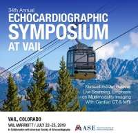Echocardiographic Symposium at Vail: State-of-the-Art Review, Live Scanning