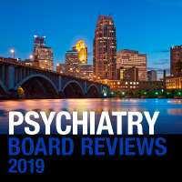 Mayo Clinic Psychiatry Board Reviews 2019