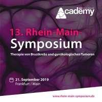 13. Rhein-Main-Symposium 2019/13th Rhine-Main Symposium 2019
