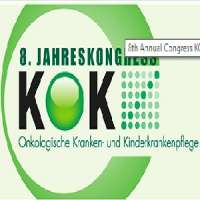 8th Oncological nursing for children and children (KOK) Annual Congress