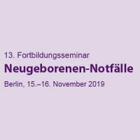 13th Training Seminar Newborn Emergencies