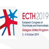ECTH 2019 - European Congress on Thrombosis and Haemostasis