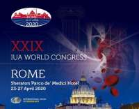IUA 2020 | 29th World Congress of Angiology | 23-27 April | Rome, Italy