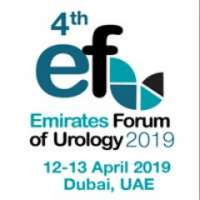4th Emirates Forum of Urology (EFU) 2019