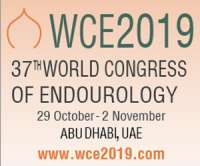 World Congress of Endourology (WCE) 2019
