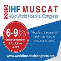 IHF 2019 - 43rd World Hospital Congress
