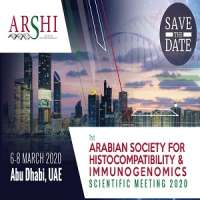 1st Arabian Society for Histocompatibility & Immunogenomics Scientific (ARSHI) Meeting 2020