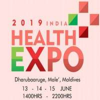 India Health Expo 2019, Dhaarubaaruge, Male, Maldives | eMedEvents