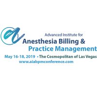 Advanced Institute for Anesthesia Billing and Practice Management (AIABPM) Conference