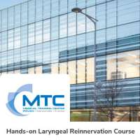 Hands-on Laryngeal Reinnervation Course (Nov, 2019)
