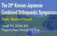 The 29th Korean-Japanese Combined Orthopaedic Symposium (KJCOS)