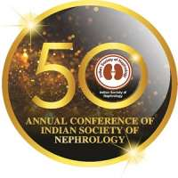 50th Annual Conference of Indian Society of Nephrology Conference (ISNCON) 2019