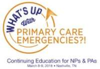 What's Up with Primary Care Emergencies?!