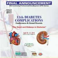 11th Diabetes Complications Conference and Grand Rounds 2019