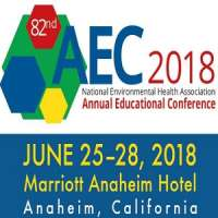NEHA 2018 Annual Educational Conference (AEC) & Exhibition and HUD Healthy