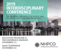 Hospice and Palliative Medicine CME Medical Conferences 2019
