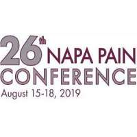26th Napa Pain Conference