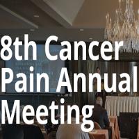 8th Cancer Pain Annual Meeting