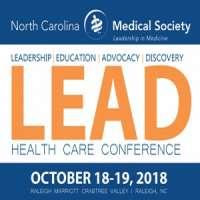 North Carolina Medical Society (NCMS) LEAD Health Care Conference