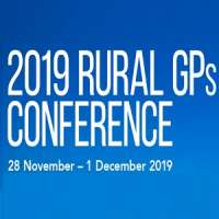 2019 Rural GPs Conference
