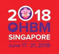 Organization for Human Brain Mapping (OHBM) 2018 Annual Meeting
