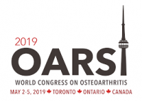 2019 OARSI World Congress on Osteoarthritis