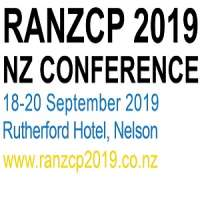 Royal Australian and New Zealand College of Psychiatrists (RANZCP) 2019 NZ
