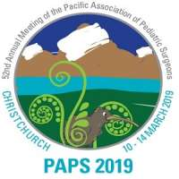 52nd Annual Meeting of the Pacific Association of Paediatric Surgeons (PAPS)