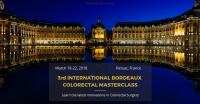 3rd International Bordeaux Colorectal Masterclass