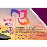The 5th WFNS Spine Committee Biennial Conference in conjunction with The 22nd Annual Scientific Meeting of Indonesian Neurosurgery Society (INS), The 12th Asian Epilepsy Surgery Congress (AESC) and The 2nd International Fujita Bantane Interim Meeting of N