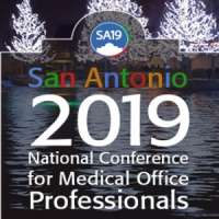2019 National Conference for Medical Office Professionals