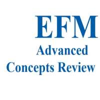 EFM Review 2018 Conference (Oct 2018)