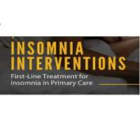 Insomnia Interventions: First-Line Treatment for Insomnia in Primary Care -