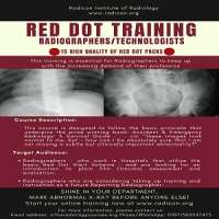 Red Dot Training For Radiographers