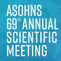 Australian Society of Otolaryngology Head And Neck Surgery (ASOHNS) 69th An