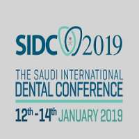 The Saudi International Dental Conference (SIDC) 2019