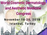 World Cosmetic Dermatology and Aesthetic Medicine Congress (WCDC) 2019