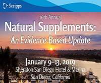 16th Annual Natural Supplements: An Evidence-Based Update