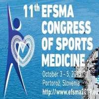 11th European Federation of Sports Medicine Associations (EFSMA) Congress o