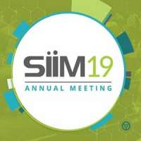 Society for Imaging Informatics in Medicine (SIIM) 2019 Annual Meeting