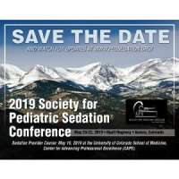2019 Society for Pediatric Sedation Conference