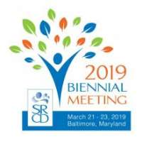 Society For Research In Child Development (SRCD) Biennial Meeting 2019