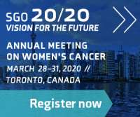 SGO 2020 Annual Meeting on Women's Cancer