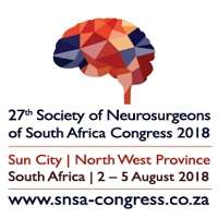 27th Society of Neurosurgeons of South Africa Congress 2018