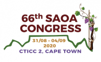 66th South African Orthopaedic Association (SAOA) Congress