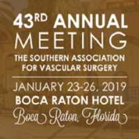 Southern Association for Vascular Surgery (SAVS) 43rd Annual Meeting